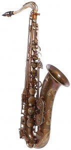 System'54 Silverneck-R Tenorsax Pure Brass