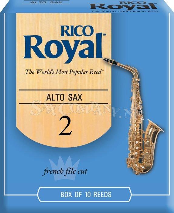 Rico d 39 addario royal riet voor altsaxofoon per stuk - Riet voor struik ...